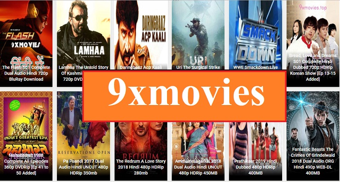 9xmovies 2019 – Download Bollywood, Hollywood Hindi Dubbed