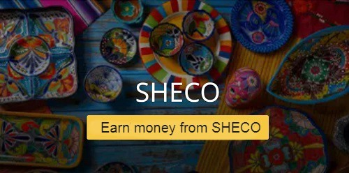 Earn money from SHECO